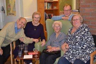 maintaining family life at Perton Manor